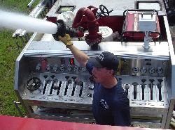 Engine 1 Deck Gun
